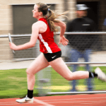2019 High School All-American Candidate Abbey Smith: A Blur on the Softball Field & Track!