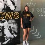 Pre-Signing Preview: Celeste Soliz… It Won't Be Real Til I Hit the ASU Gym!