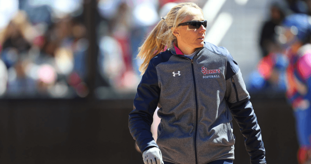 Breaking News: Boston College Names Former St  John's Coach Amy