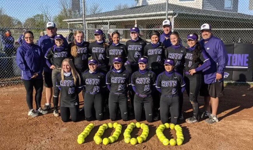 High School Spotlight Updated Four Time Ohio State Champion Keystone Won 1 000th Game This Week Extra Inning Softball