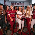 Photo Gallery: Maddie Gallagher's Official Visit to the University of South Carolina