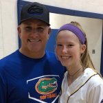 "Inside Pitch: Extra Elite 100 Pitcher Madison Inscoe Begins Her ""Florida Softball Camp World Tour"" in Gator Country"