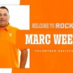 College News: Tennessee Vols Hire Marc Weekly As Volunteer Assistant Coach