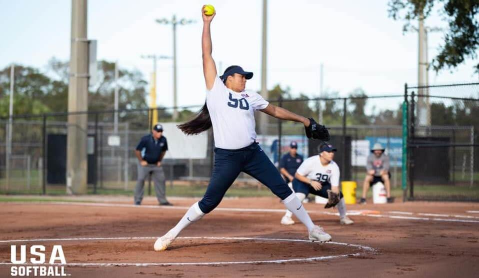 USA Softball Jr  National Tryout Completed… Players Comment