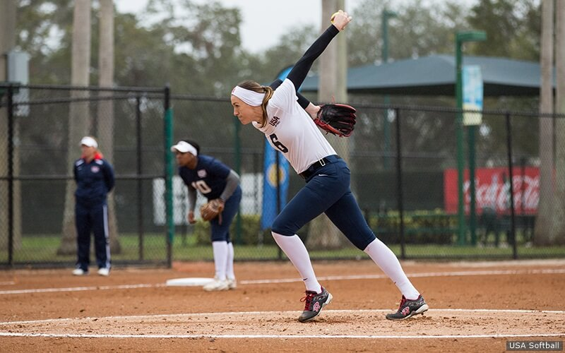 Breaking News: USA Softball Releases List of 41 To Attend 2019