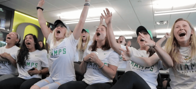 ncaa womens softball championship 2018