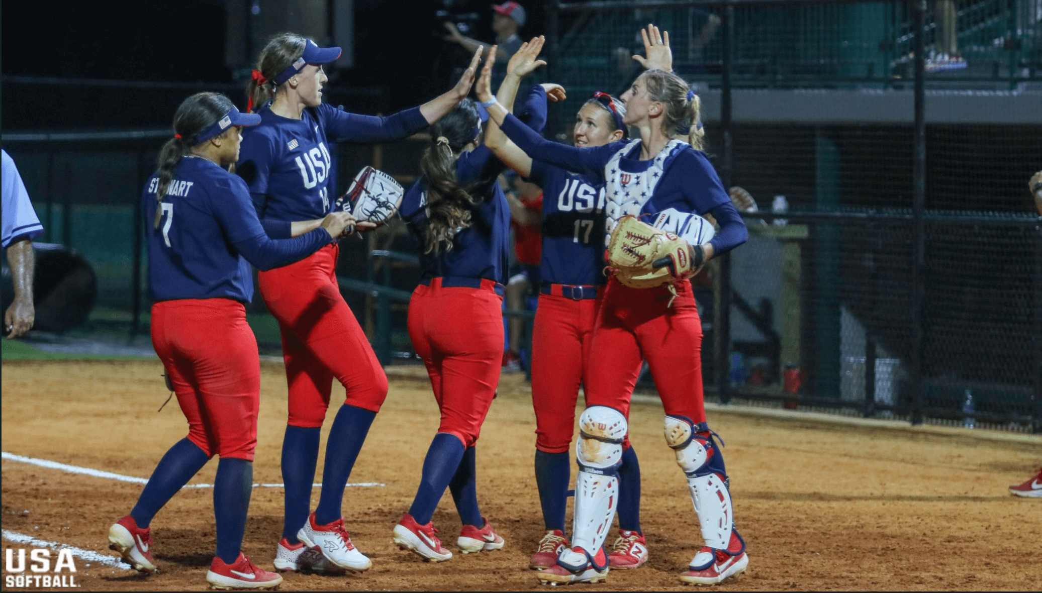USA Softball: Schedule Set for 2020 Olympic Team Selection Trials in Oklahoma City